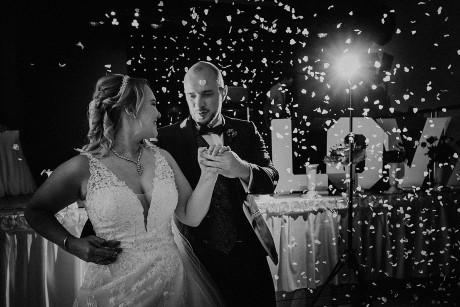 Hochzeitsfotograf im Saarland und der Pfalz - Hochzeitstanz russische Hochzeit mit Tamada