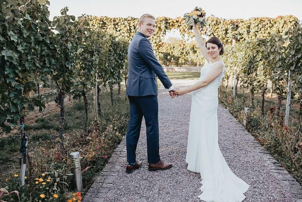 Hochzeit iim Fitz-Ritter Bad Dürkheim - Hochzeitsfotos im Weingut