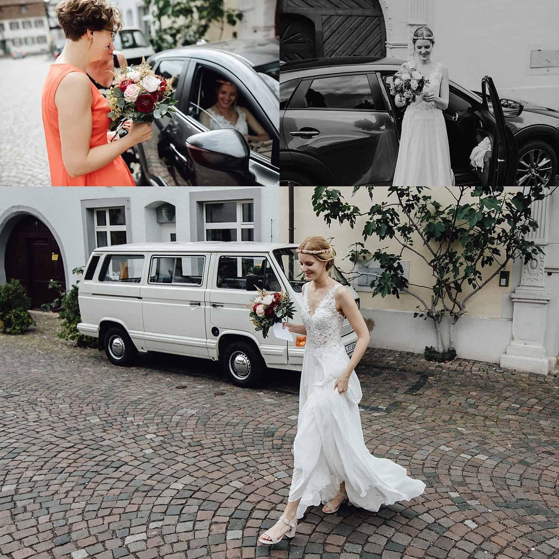 Hochzeitsfotograf in der Pfalz - standesamtliche Hochzeit historisches Rathaus Deidesheim